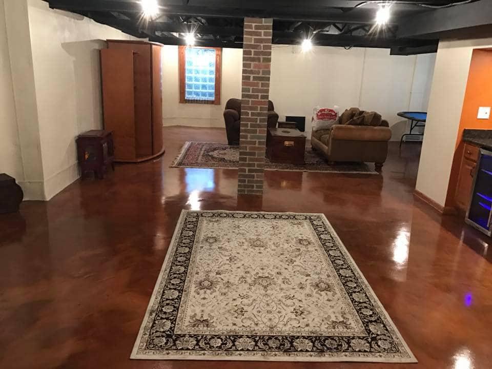 Epoxy Flooring In Rochester Hills, Commerce Township, Clarkston MI U0026 Beyond