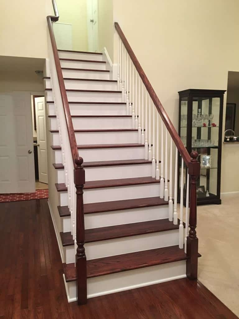 Custom Staircase With These Easy Steps