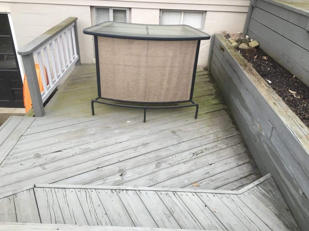 Deck Staining Maintenance