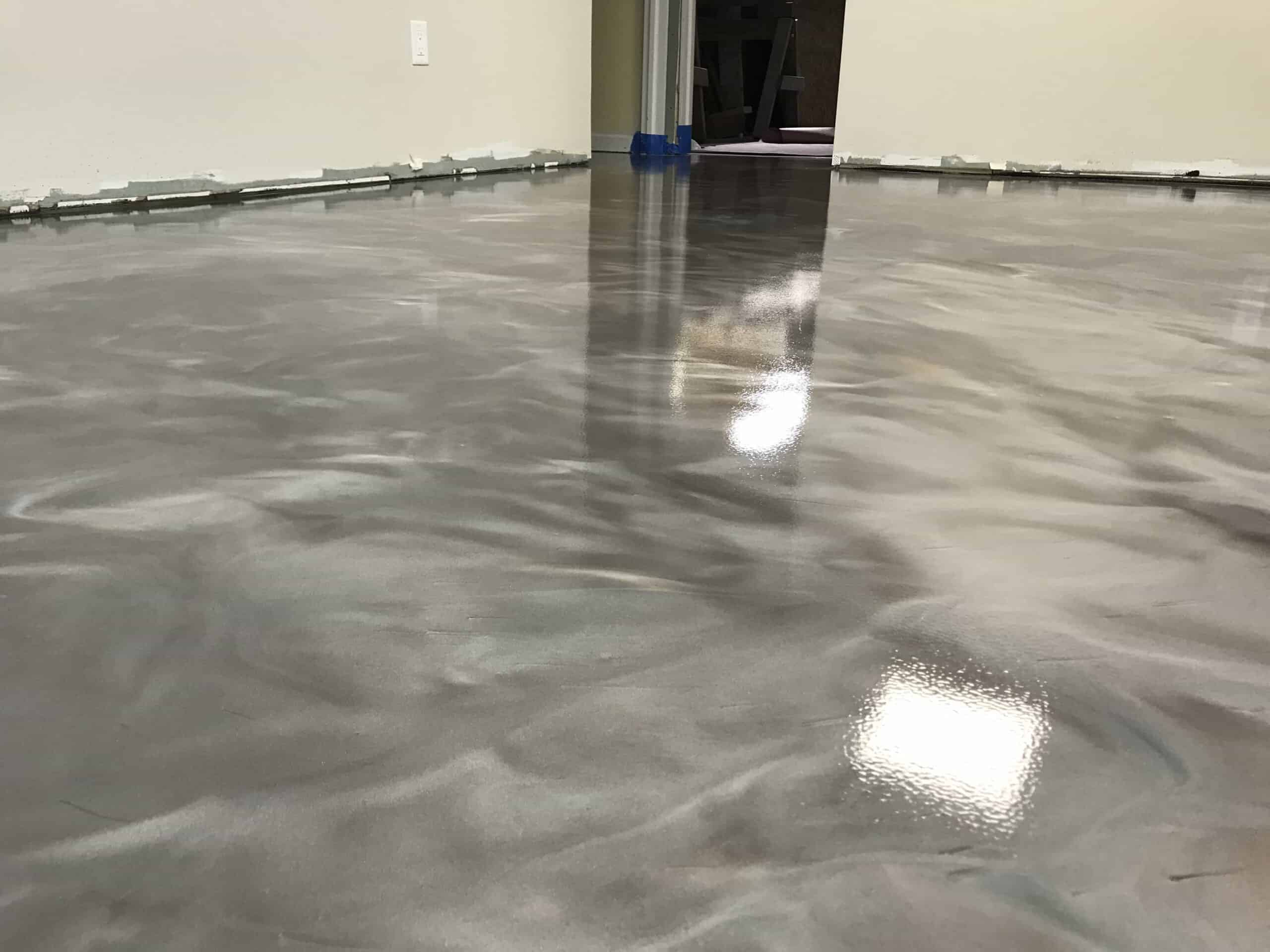 Epoxy Flooring In White Lake West Bloomfield Clarkston
