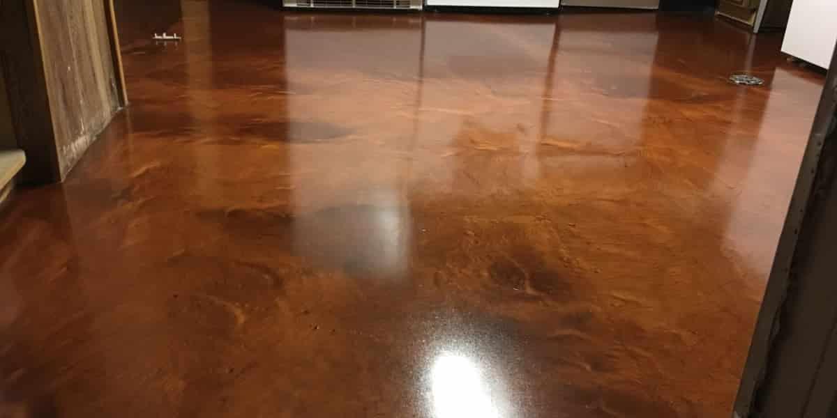 4 Reasons to Choose Epoxy Flooring