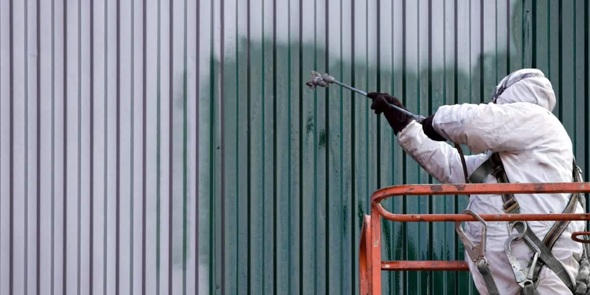 4 Things to Consider When Choosing an Industrial Painting Company