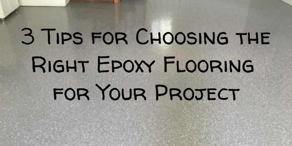 epoxy flooring mi
